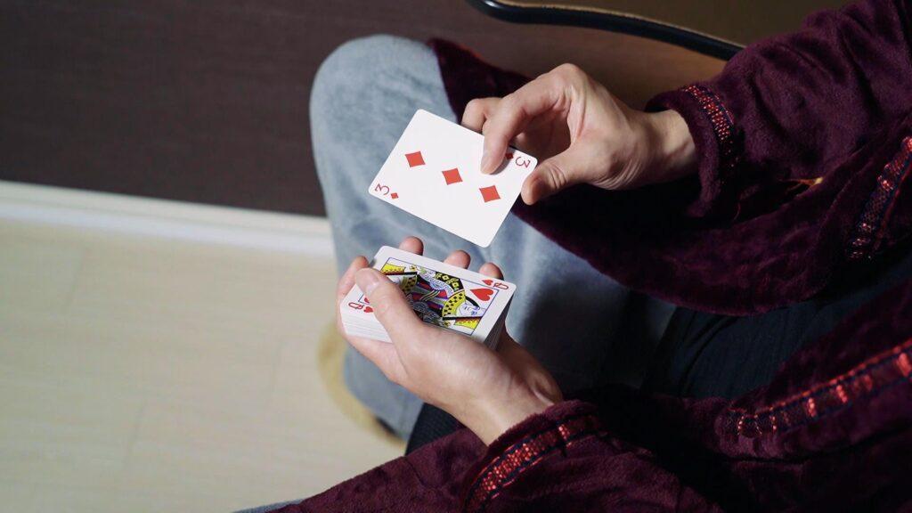 3連続の瞬間移動マジック「Together」の種明かし - オリジナルのマジック演出法を確立する