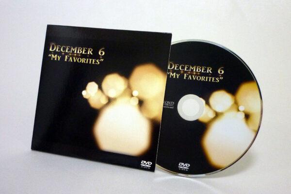 """ベルトの貫通マジック「December 6 """"My Favorites""""(第二世代)」 高級本革ギミック"""