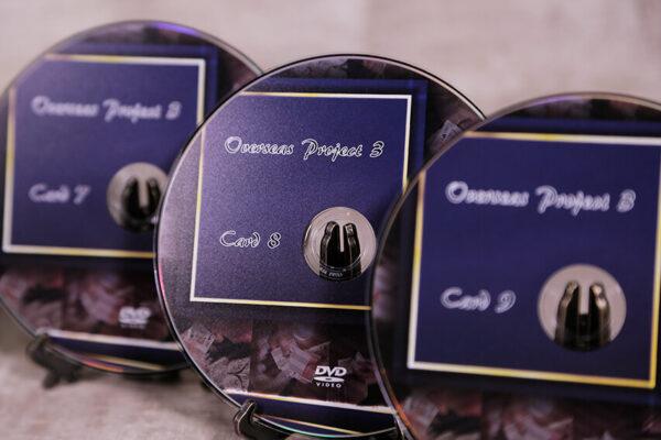 斬新なコントロールや未知のカラーチェンジ 世界最先端のカードマジック最新作「Overseas Project 3」